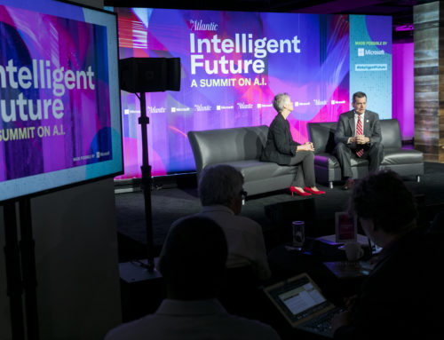 Intelligent Future:  A Summit on AI