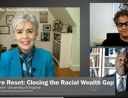 Closing the Racial Wealth Gap